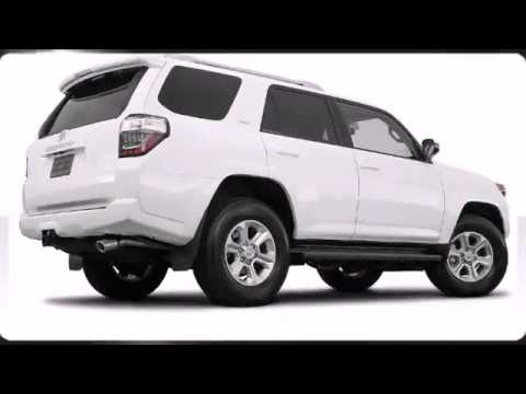 2016 Toyota 4Runner Video