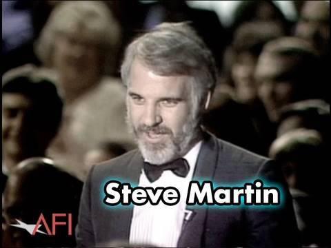 Steve Martin Salutes Frank Capra at AFI Life Achievement Award