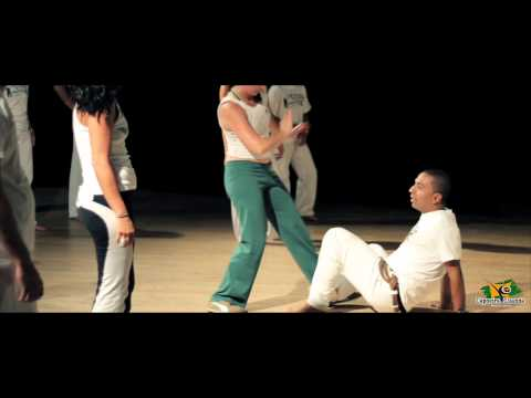 Capoeira Luanda 2014 Batizado Warm Up 4