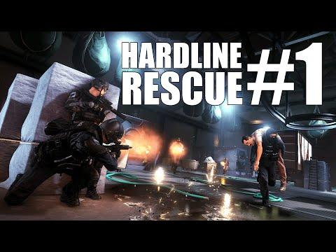 BROS gegen WAR! Rescue #1 - Let's Play Battlefield Hardline