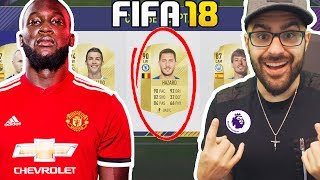 AWESOME FULL PREMIER LEAGUE DRAFT ONLY! FIFA 18 Ultimate Team Draft