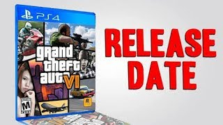 GTA 6 RELEASE DATE LEAKED BY ROCKSTAR GAMES 2018