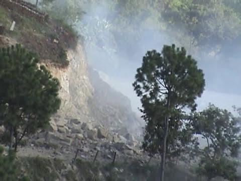 detonación Joyabaj - Pachalum