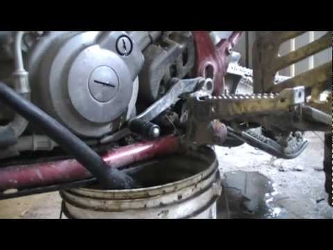 How to Change ATV Oil