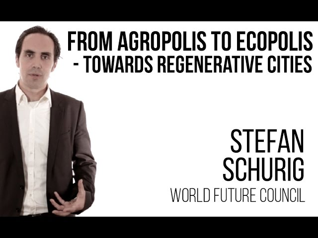 Stefan Schurig - From Agropolis to Ecopolis