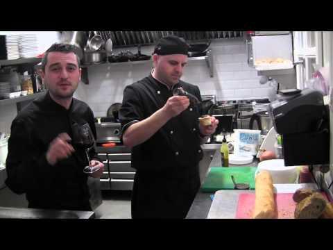 Tapas y Pinchos Faciles: FOIE CON BOLETUS.  Receta rapida y su Vino