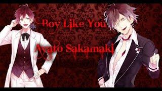 ( A M V ) Ayato Sakamaki - Boy Like You