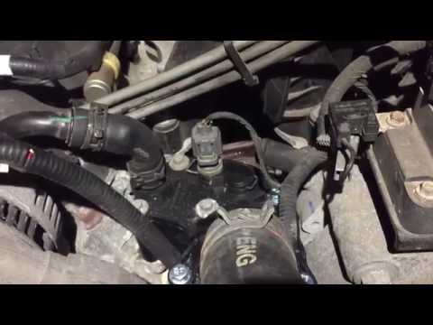 Common Ford 4.0 SOHC Coolant Leak Fix