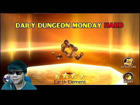 Seven Knights Asia/Global - Daily Dungeon Monday (HARD)