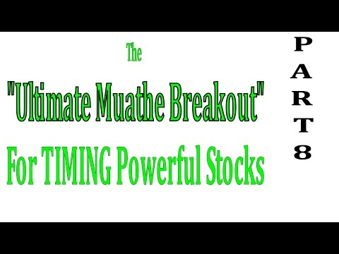 "The ""Ultimate Muathe Breakout"" For TIMING Powerful Stocks Part 8 [HD]"