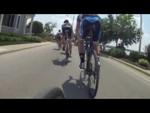 Fat and Skinny Tire Festival - CAT3/4 Criterium Race - GoPro