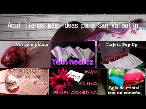 Scrapbook Boxcard || Manualidad para San Valentín