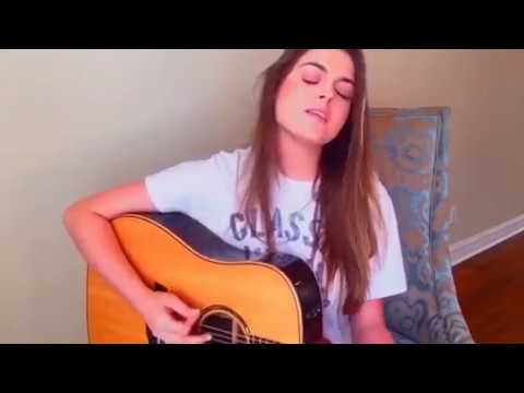 Sway  Danielle Bradbery  acoustic   Alana Springsteen