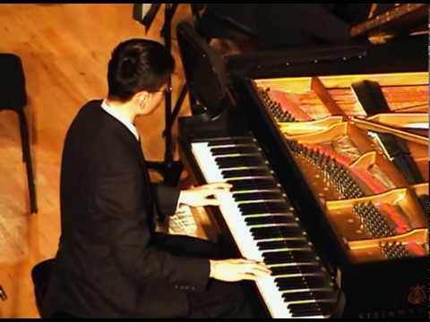 Grieg Piano Concerto in A minor, movement III - Weikang Sun