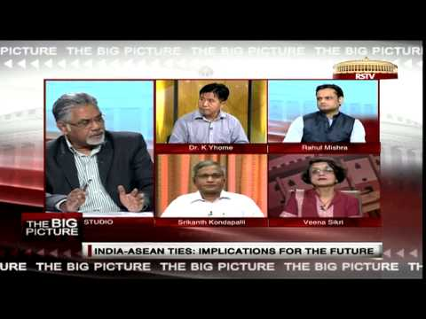 The Big Picture - India-ASEAN ties: Implications for the future?