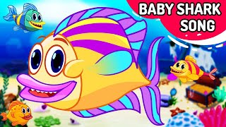 Baby Shark Song & Many More Nursery Rhymes For Kids - Baby Hazel Nursery Rhymes
