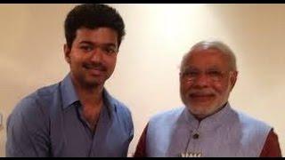 Vijay thanks Modi for his steps taken to release 5 Tamil Fishermen from Srilankan