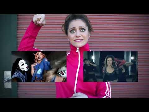Alyson Stoner - Missy Elliott Tribute - Directed by @TimMilgram - @alysonontour @missyelliott