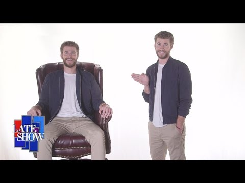 Liam Hemsworth's Realistic Life-Sized Doll Is Absolutely Not For Sex