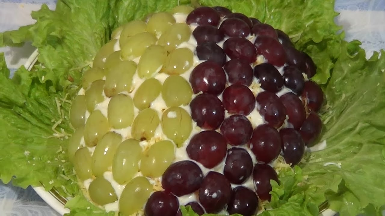 Салат тиффани рецепт очень вкусный