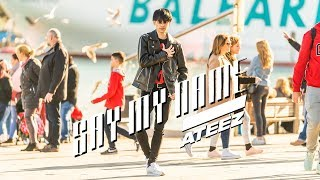 [KPOP IN PUBLIC VALENTINE'S DAY] | ATEEZ (에이티즈) - Say My Name Dance Cover [Misang] (One Shot ver.)