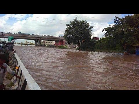 Flash floods in Tuticorin - துாத்துக்குடியில் வெள்ளம்.