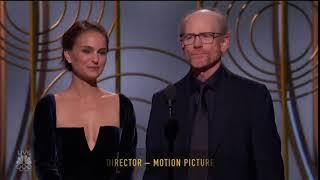 Natalie Portman shades the