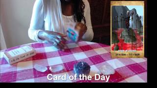 How to Pull a Card of the Day Tarot Reading
