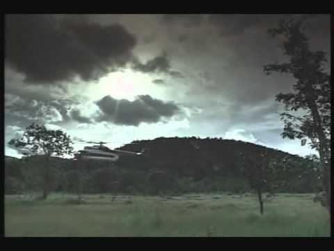 Ia Drang Valley 28 Years After the Battle Pt.4.avi