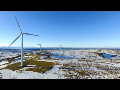 Wind Turbines Help Power Alaska Through Harsh Winters