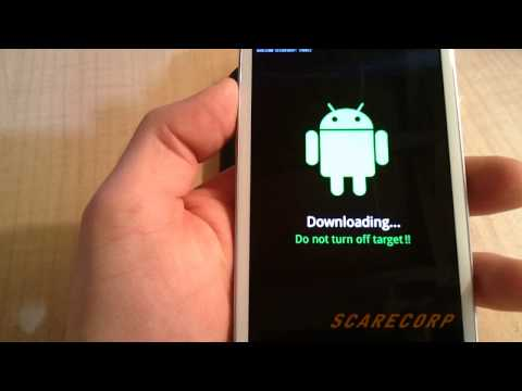 galaxy s3 wont download files