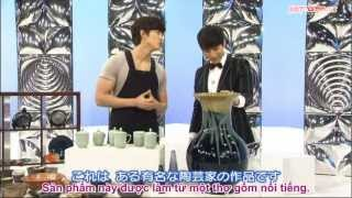 [2PMVN][Vietsub] 2PM Hangul Kouza - One Point Part 9