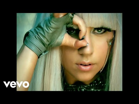 Lady Gaga - Poker Face Official Music Video