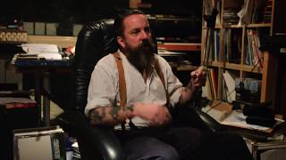 In The Studio With Andrew Weatherall