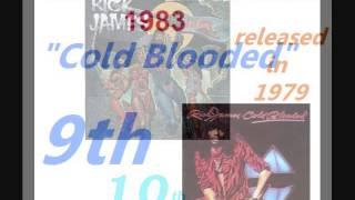Top 20 Countdown. Rick James. My Personal Favorites. King of Punk Funk.