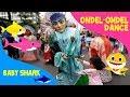 BABY SHARK Versi ONDEL ONDEL BETAWI. BABY SHARK DANCE