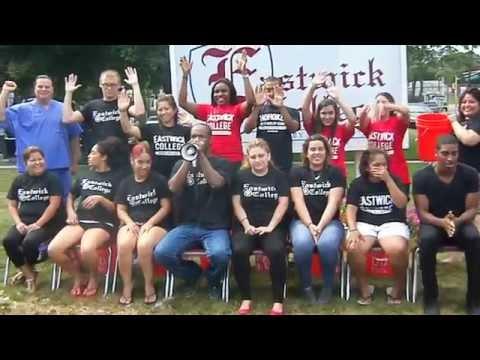 Eastwick College ALS Ice Bucket Challenge Part 3