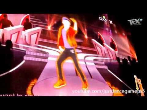 Just Dance 4 Moves Like Jagger YouTube