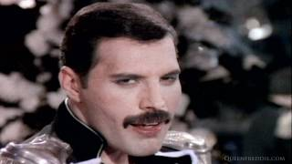 Клип Freddie Mercury - Living On My Own
