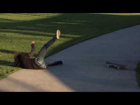 The Frustration of Skateboarding (Gage Smith) Frontside Flip