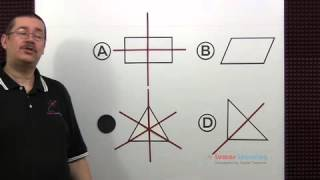 (4.G.A.3) Grade 4 Math - Symmetry