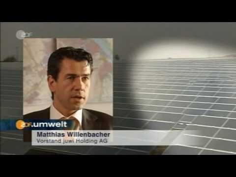 Energiespezialist juwi im Portrait