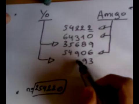 El mejor truco  matematico