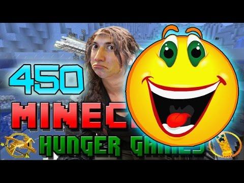 Minecraft: Hunger Games w Mitch Game 450 NEXUS v2 IS FINALLY HERE