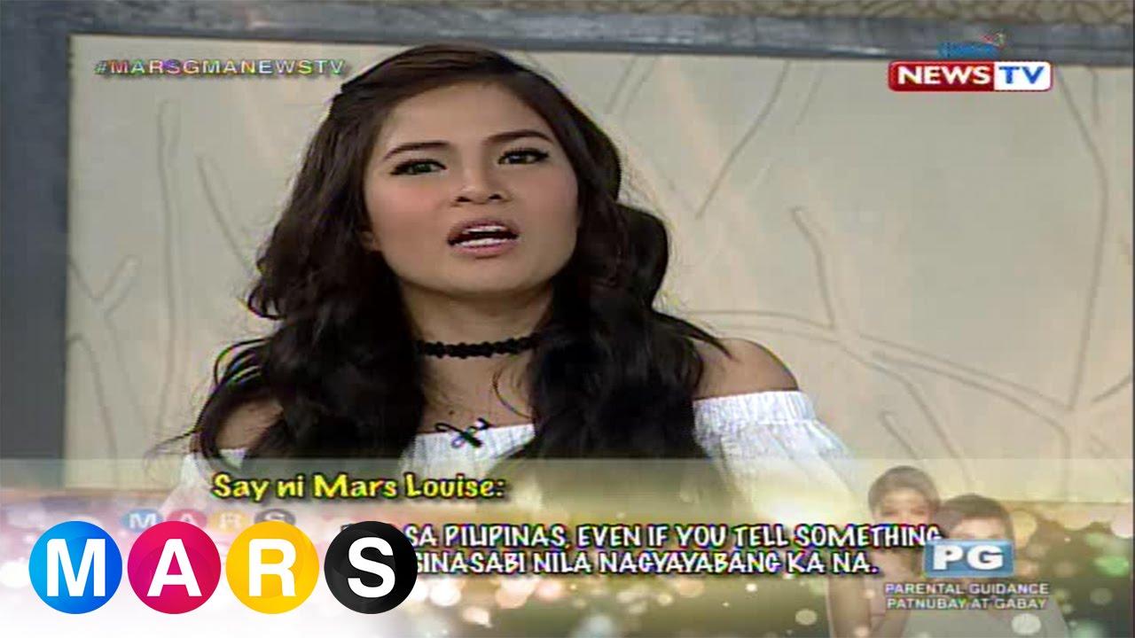 Mars: Louise delos Reyes, takot isapubliko ang charity work