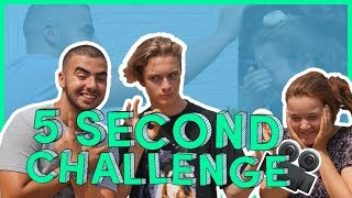 Een bulldozer is een hondenras?! (5 Second Challenge) | BRUGKLAS S7