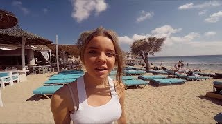 Explore the 2nd largest ruins of a complete city in the world & Mykonos Vlog 22