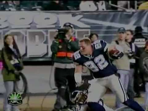 Witten doesn't need a Helmet!!