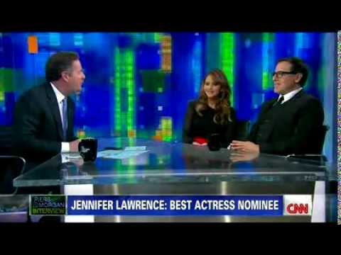 David O. Russell And Jennifer Lawrence On PM Part1