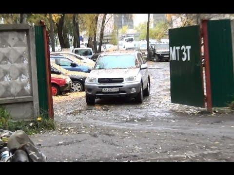 ДК помог забрать авто со штрафплощадки | 16.10.13